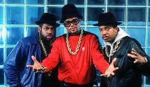 """RunDMC changed the rap game with their first album """"Run DMC."""" These guys rapped about life and clothes. We can thank them for inspiring so many songs to be made about clothing articles, drinks, and anything else corporations pay to be made cool.  """"They get into a vocal tug of war that's completely different from the straightforward delivery of The Furious Five's Melle Mel or the everybody-takes-a-verse approach of groups...""""- Debbie Miller (Rolling Stone)"""